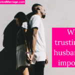 (Video) When trusting your husband feels impossible.