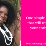 One simple decision that will transform your entire life!