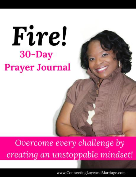 Fire! - Prayer Journal
